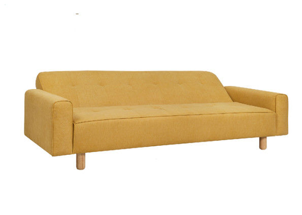 Smooth Functional Sofa Bed Modern Personalized Appearance For Living Room